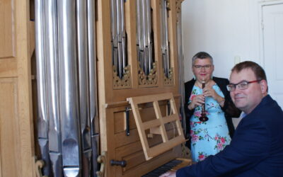 Voix, bombarde & orgue | Concert