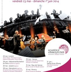 Festival Itinéraires 2014